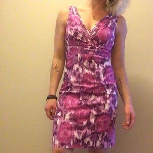H&M - Pink Floral Dress